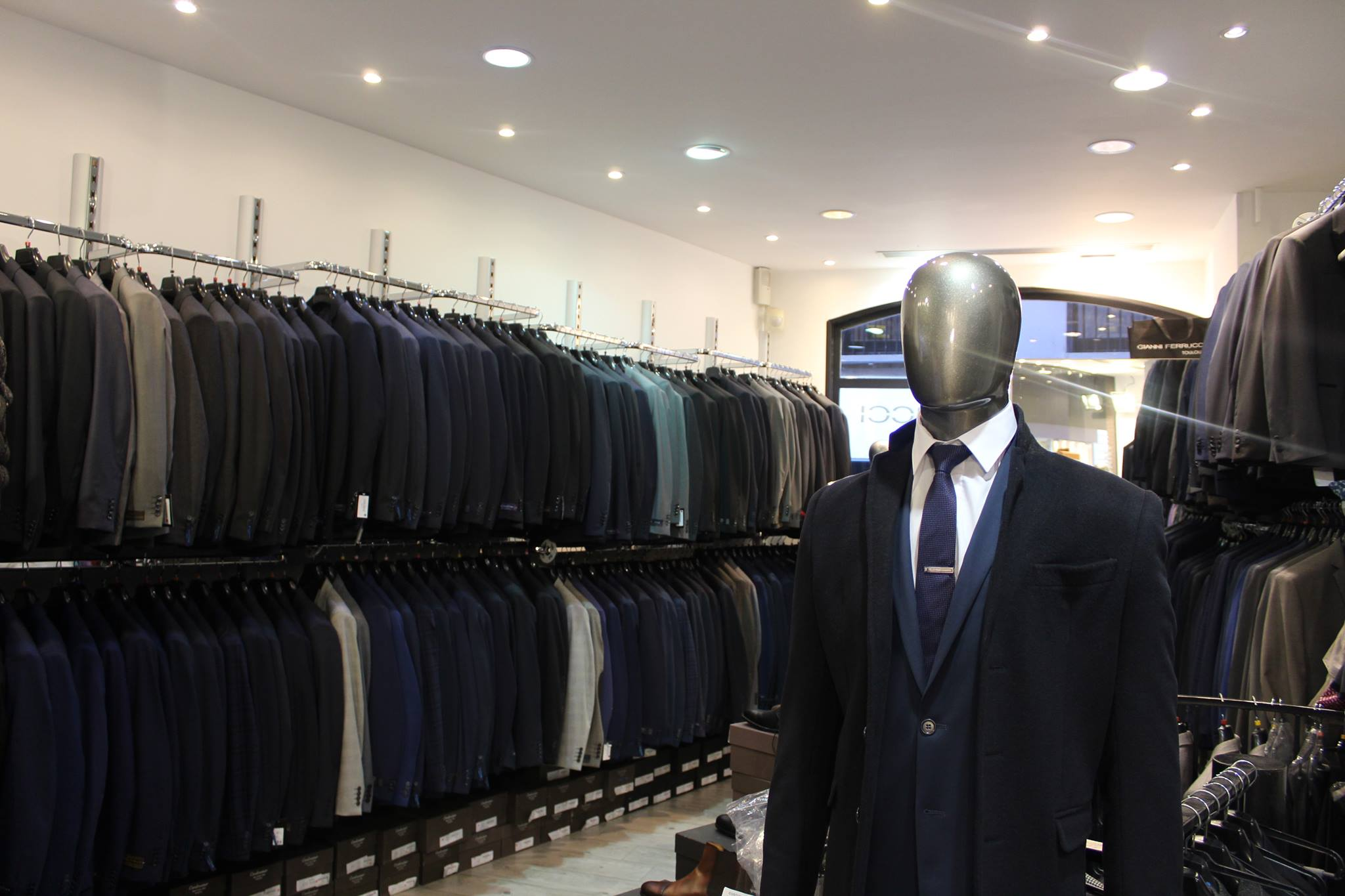 Costume homme toulouse