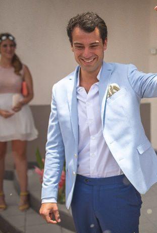 Invité à un mariage : quelle tenue porter ? - image le-marie-cool-e1496142174505 on http://gianniferrucci-tlse.fr