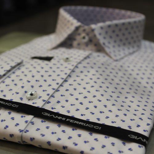 Chemise Homme 100% coton Blanc - image IMG_5573-1-500x500 on http://gianniferrucci-tlse.fr