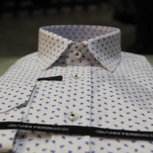 Chemise Homme 100% coton Blanc - image IMG_5574-1-500x500 on http://gianniferrucci-tlse.fr