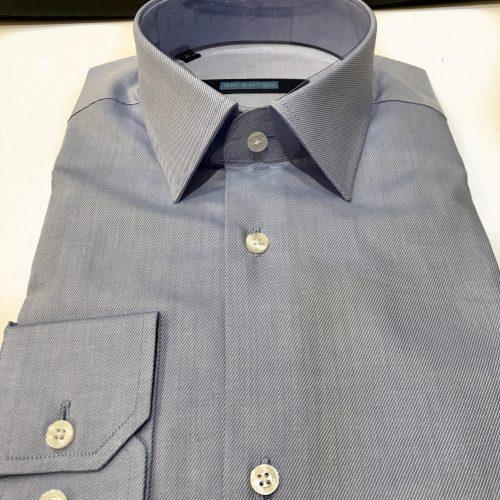 Chemise slim fit à rayures, Gianni Ferrucci - image chemise-2-500x500 on http://gianniferrucci-tlse.fr