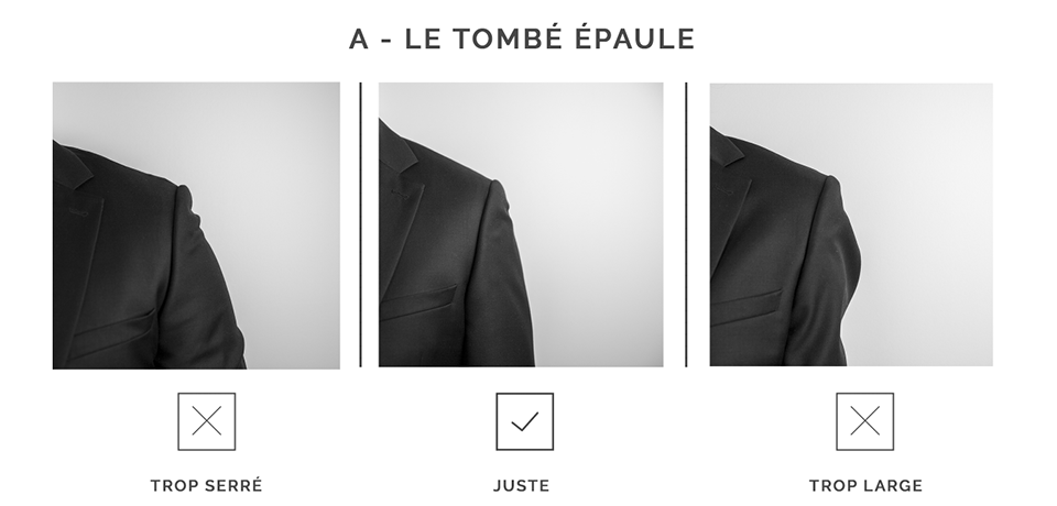 Quel costume porter en fonction de ma morphologie ? - image tombe-epaule on http://gianniferrucci-tlse.fr