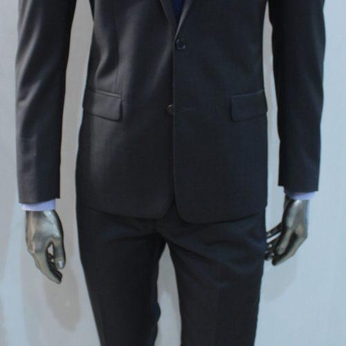 Costume 2 pièces Prince de Galles gris tissu Marzotto, Gianni Ferrucci - image IMG_5678-500x500 on https://gianniferrucci-tlse.fr