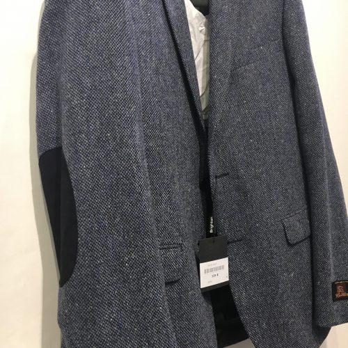 Veste bleue à motifs - image veste-7-500x500 on https://gianniferrucci-tlse.fr