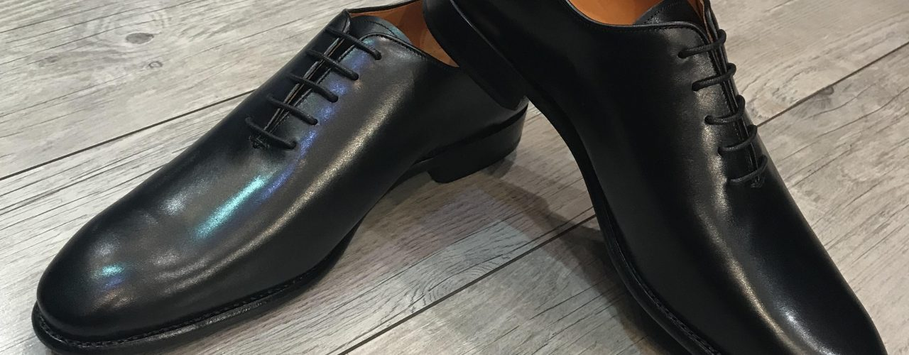 Chaussures à lacets cuir noir, Gianni Ferrucci - image bond-1280x500 on https://gianniferrucci-tlse.fr