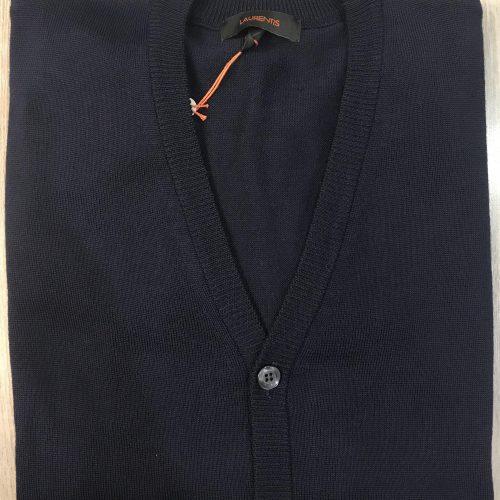 Pull col v en laine - image col-v-bleu-500x500 on https://gianniferrucci-tlse.fr