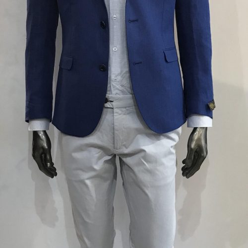 Veste grise en laine - image veste-3-500x500 on https://gianniferrucci-tlse.fr