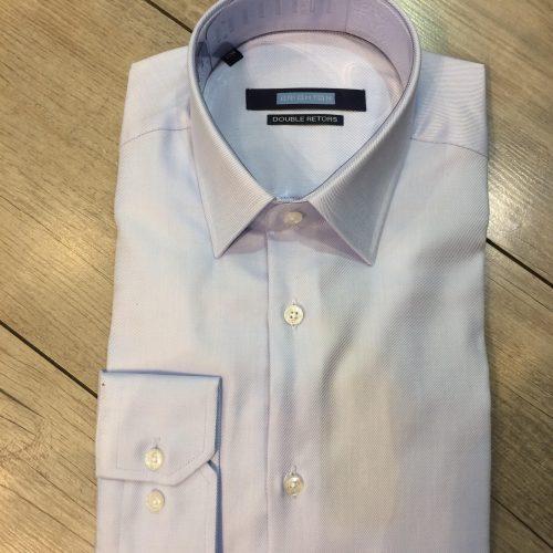 Chemise bleu ciel imprimée - image chemise-double-retord-500x500 on https://gianniferrucci-tlse.fr