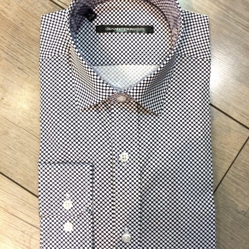 Chemise Blanche - image chemise-pois-2-1-500x500 on https://gianniferrucci-tlse.fr