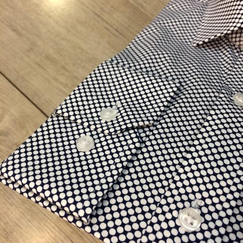 Chemise Blanche - image chemise-pois-500x500 on https://gianniferrucci-tlse.fr