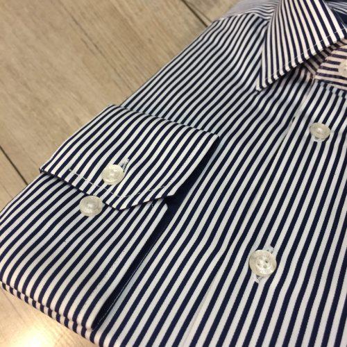 Chemise bleu ciel imprimée - image chemise-rayure-500x500 on https://gianniferrucci-tlse.fr
