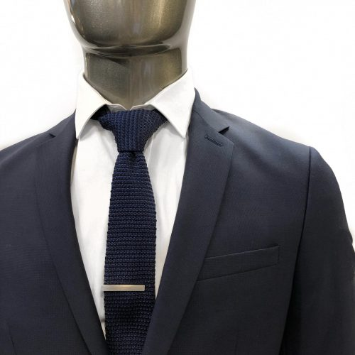 Costume 2 pièces Prince de Galles gris tissu Marzotto, Gianni Ferrucci - image costbleu3-500x500 on https://gianniferrucci-tlse.fr