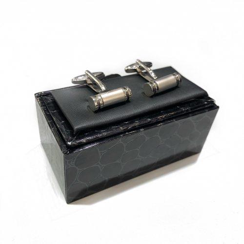 Ceinture en cuir lisse noire avec boucle - image bm2-500x500 on https://gianniferrucci-tlse.fr