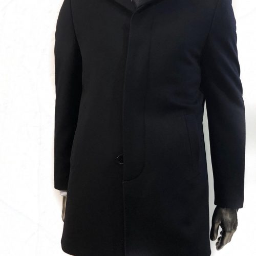 Manteau trois quart gris clair - image loro-piana-caché-500x500 on https://gianniferrucci-tlse.fr