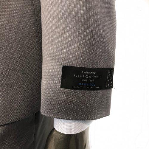 Costume 2 pièces Prince de Galles gris tissu Marzotto, Gianni Ferrucci - image 3p-1-500x500 on https://gianniferrucci-tlse.fr