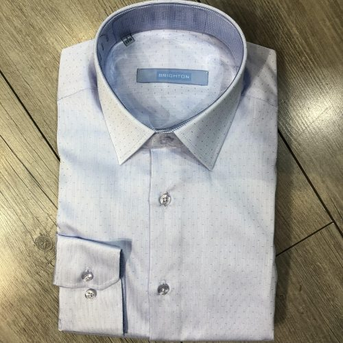 Chemise bleue à motifs - image bleuciel-500x500 on https://gianniferrucci-tlse.fr