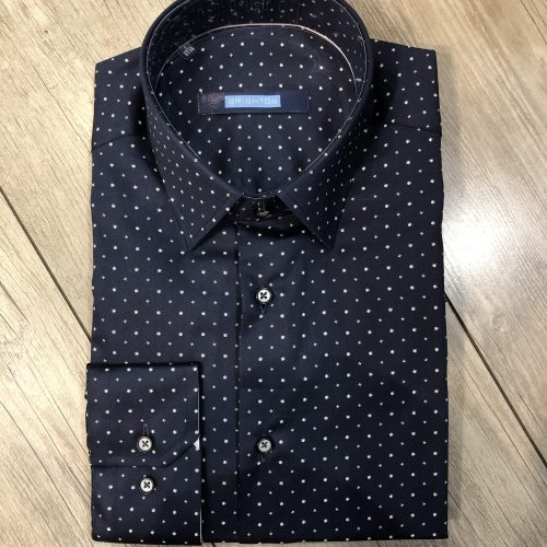 Chemise bleue à motifs - image blrumarine-e1551362190489-500x500 on https://gianniferrucci-tlse.fr