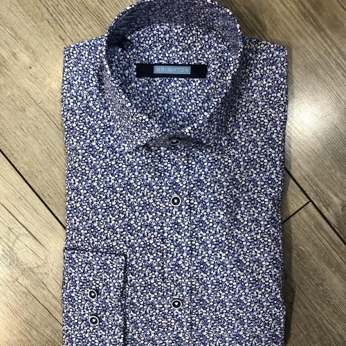 Chemise bleu ciel imprimée - image chemise-bleue-bulle-e1551361951160-500x500 on https://gianniferrucci-tlse.fr