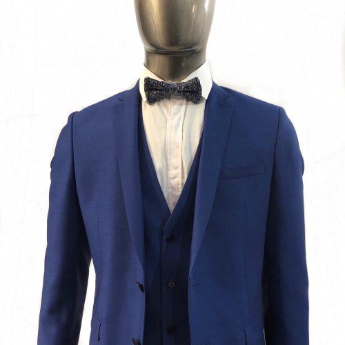 Costume 3 pièces bleu à carreaux - image reda-3p5-500x500 on https://gianniferrucci-tlse.fr