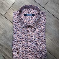 Comment assortir sa cravate à sa chemise? - Le guide - image chemisefleur2-200x200 on https://gianniferrucci-tlse.fr