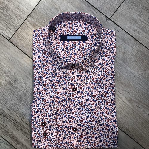 Chemise bleue à motifs - image chemisefleur2-500x500 on https://gianniferrucci-tlse.fr