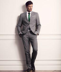 Quelles sont les règles à respecter lorsque l'on porte un costume? - image  on https://gianniferrucci-tlse.fr