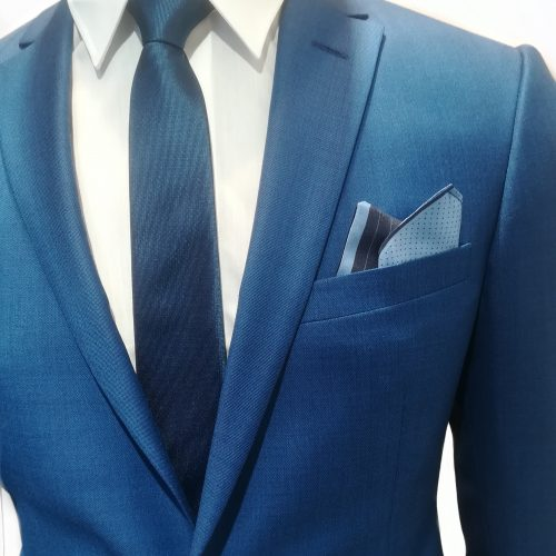 Costume 3 pièces bleu à carreaux - image 202002181571788484-500x500 on https://gianniferrucci-tlse.fr