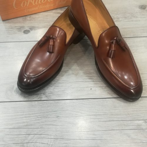 Chaussures à double boucles, cuir Camel - image IMG_20200313_135516-500x500 on https://gianniferrucci-tlse.fr