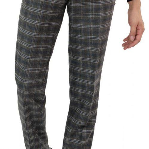 Pantalon de ville homme couleur lie de vin - image 2143MERCOTEXT16_gd-500x500 on https://gianniferrucci-tlse.fr