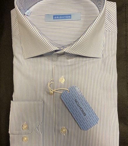 Chemise à carreaux bleu - image IMG_1199-438x500 on https://gianniferrucci-tlse.fr