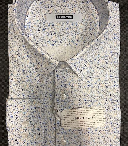 Chemise à carreaux bleu - image IMG_1202-439x500 on https://gianniferrucci-tlse.fr