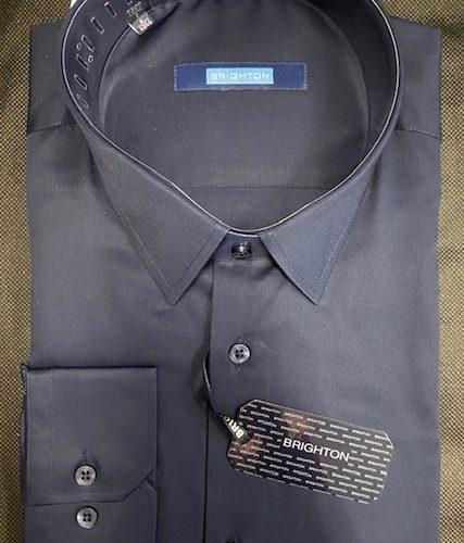 Chemise bleu à imprimée - image IMG_1210-427x500 on https://gianniferrucci-tlse.fr