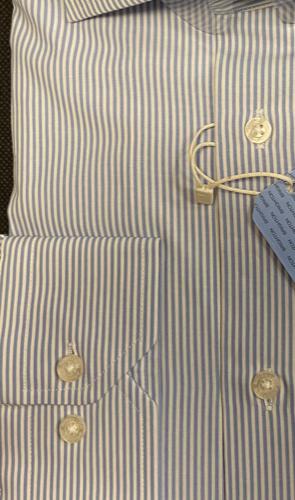 Chemise à carreaux bleu - image IMG_1352-295x500 on https://gianniferrucci-tlse.fr